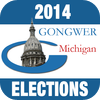 Gongwer News Service - 2014 Michigan Elections artwork