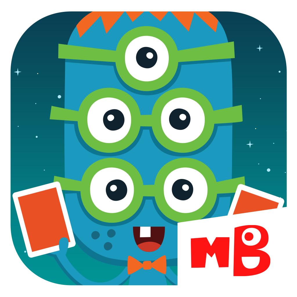Juegos de Mesa - Juegos educativos gratis para +2 años - Desarrolla habilidades y competencias de niños y niñas con esta divertida app - Monsters Band